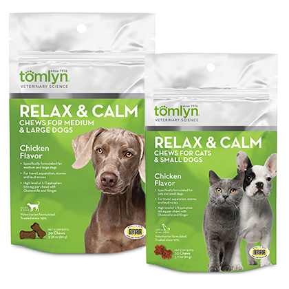 Relax & Calm Chews (Click for Larger Image)