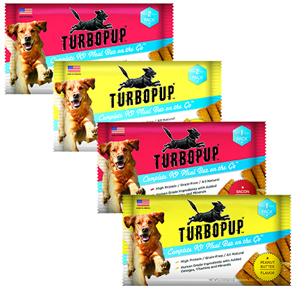 TurboPUP Complete K9 Meal Bar (Click for Larger Image)