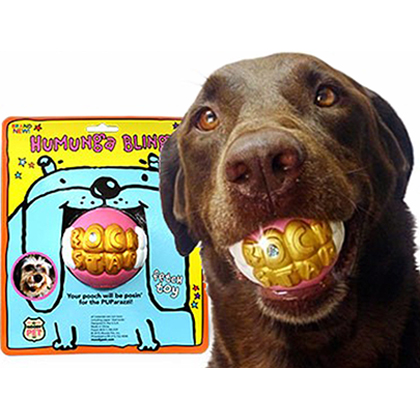 Humunga Bling Fetch Toy (Click for Larger Image)