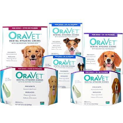 Oravet Dental Hygiene Chews 1800petmeds