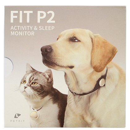 Fit P2 Pet Activity & Sleep Monitor (Click for Larger Image)