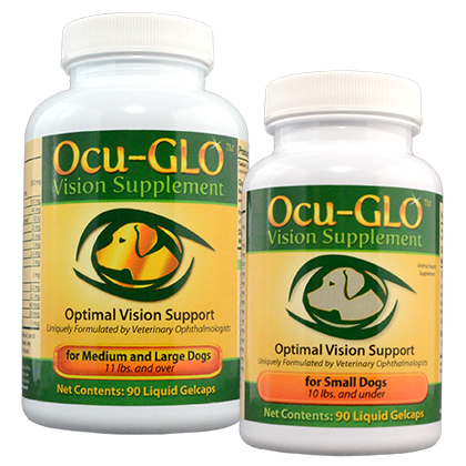 Ocu-GLO Vision Supplement (Click for Larger Image)