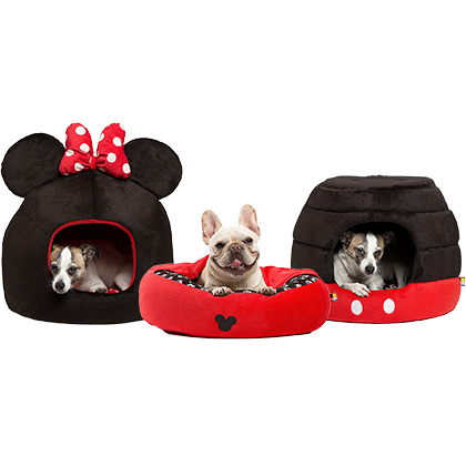 Disney Pet Beds (Click for Larger Image)