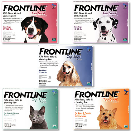 Frontline Top Spot (Click for Larger Image)