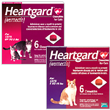 Cat Heartgard Chewables (Click for Larger Image)
