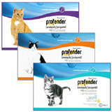 Profender Cat Wormer (Click for Larger Image)