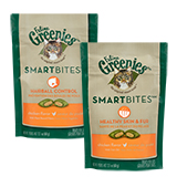 Feline Greenies SmartBites (Click for Larger Image)