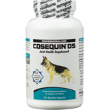 Cosequin DS Caps For Dogs 132 Ct Btl