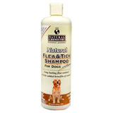 Natural Chemistry Natural Flea & Tick Shampoo with Oatmeal