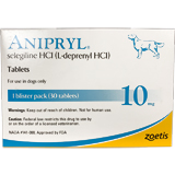 Anipryl 10mg 30 Tablet Pack