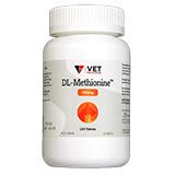 DL-Methionine 500 Mg 150 ct Tablets DL-Methionine 500 Mg 150ct Tablets