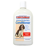 Buy Generic Oatmeal & Aloe Vera Conditioner 16 oz at PetMeds