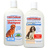 Oatmeal & Aloe Vera Shampoo & Conditioner Combo Pack