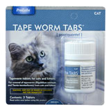 Tape Worm Tabs Cat