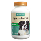 NaturVet Digestive Enzymes Plus Probiotic (tablets)