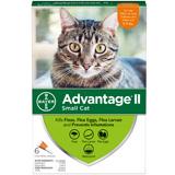 Advantage 12pk Cat Orange 1-9 Lbs