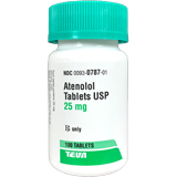 Atenolol (Click for Larger Image)