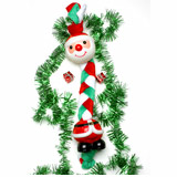 10728 160 20 Head To Toe Santa Christmas Toy For Dogs