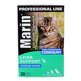 Marin For Cats 60ct Chewable Tablets