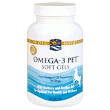 Find Nordic Naturals Omega-3 Pet For Dogs 90 Soft Gels at PetMeds