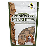 PureBites Freeze-Dried Beef Liver Dog Treats 4.2oz