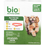 Bio Spot Flea & Tick Collar with IGR For Dogs