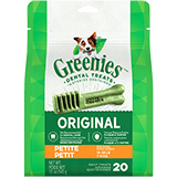 Greenies 12oz Petite 20 Treats
