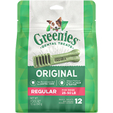 Greenies 12oz Regular 12 Treats