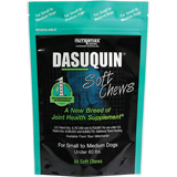 Dasuquin Soft Chews For Small Or Medium Dogs Under 60lbs 84ct