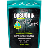 Dasuquin Soft Chews For Large Dogs 60 Lbs & Over 84ct