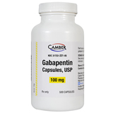Gabapentin (Click for Larger Image)