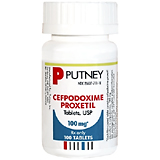 Cefpodoxime Proxetil | Antibiotic for Dogs and Cats - 1800PetMeds