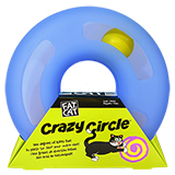 Crazy Circle Interactive Cat Toy