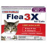 Flea3X for Cats 3pk