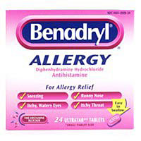Find Benadryl at PetMeds