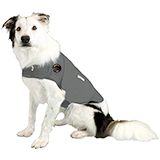 Thundershirt L Heather Grey Dog