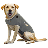 Thundershirt XL Heather Grey Dog