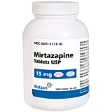 Mirtazapine (Click for Larger Image)