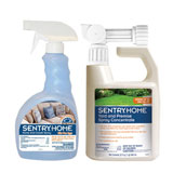 Flea & Tick Home and Yard Spray Combo Pack