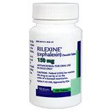 Rilexine Chewable Tablets (cephalexin)