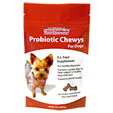 Probiotic Chewys For Dogs 60ct