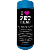 Pet Head My Paws Rock Paw Wipes for Pets in Orangelicious