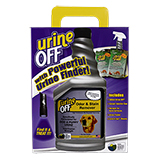 Urine Off Clean Up Kit