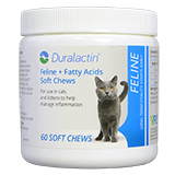 Duralactin Feline + Fatty Acids Soft Chews