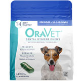 OraVet Dental Hygiene Chews