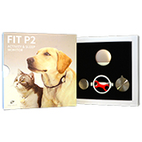 Fit P2 Pet Activity & Sleep Monitor