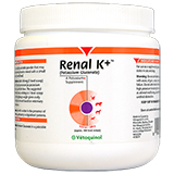 Vetoquinol Renal K Plus Powder