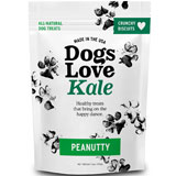 Dogs Love Kale All Natural Wheat Free Dog Treats