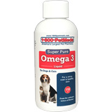 Super Pure Omega 3 Liquid 4oz (118 ml)