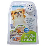 Rinse Ace 3-Way Pet Sprayer